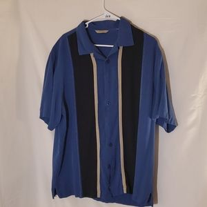 Paradise collection bowling shirt